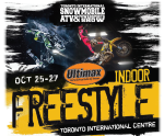 Don't Miss the Ultimax Belts Freestyle Event at the Toronto Powersports Show